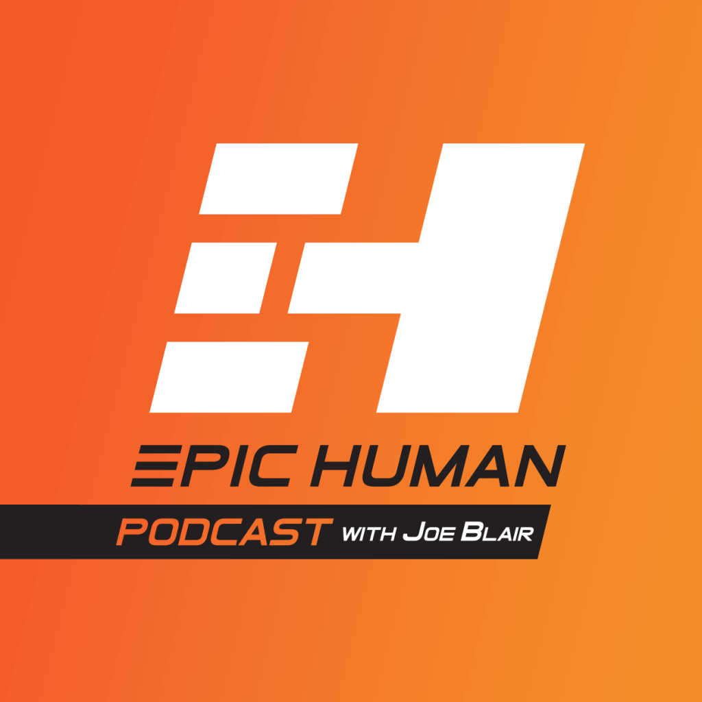 Epic Human Podcast : Logo