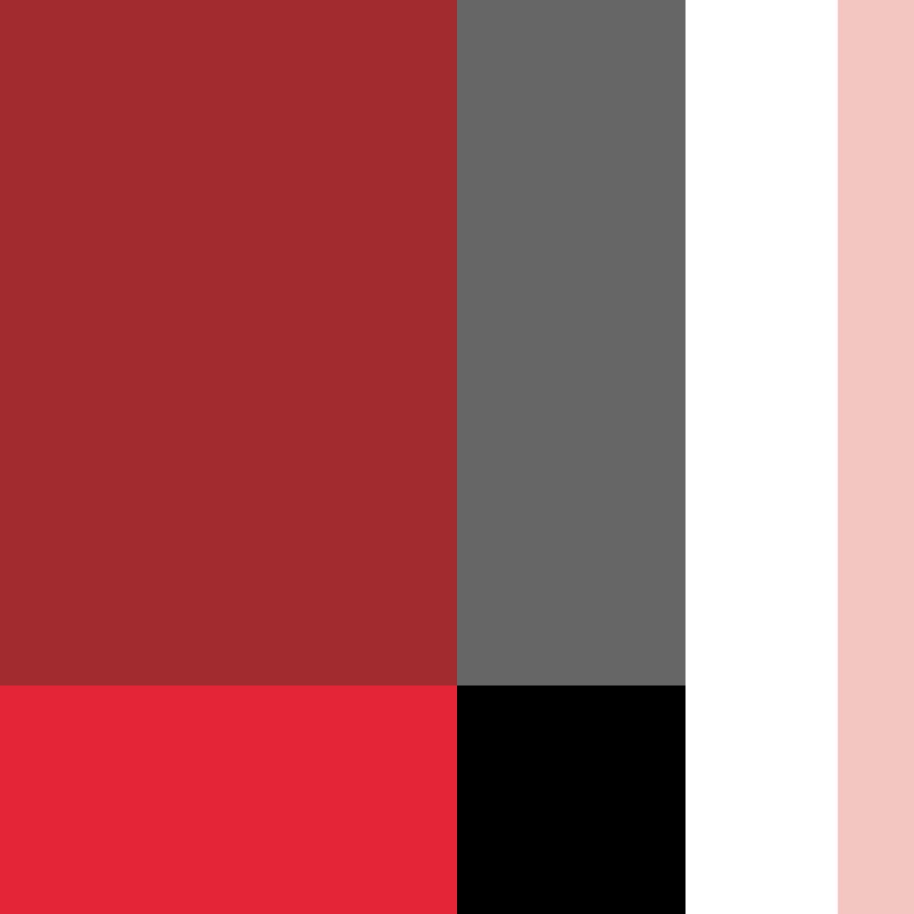 Rozengeur : Color Scheme