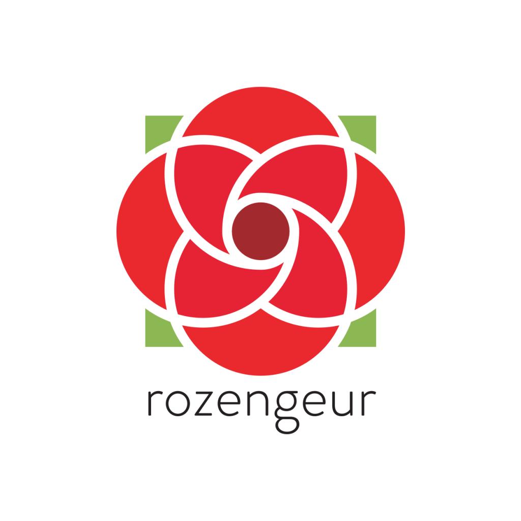 Rozengeur : Logo